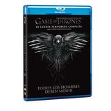 Game Of Thrones Temporada 4 Nuevo 4 Blu Ray Original Cerrado