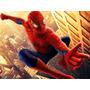 Painel Decorativo Festa Homem Aranha Spider [3x1,7m] (mod6)