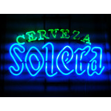 Neón - Cerveza Solera
