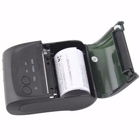 Impima Seus Recibos Via Bluetooth C/ Impressora Termica