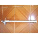 Helice C/eixo P/misturador Ou Agitador Inox 304 (lote124)