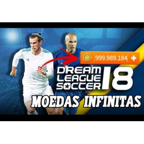 Moedas Infinitas Para Dream League Soccer 2018