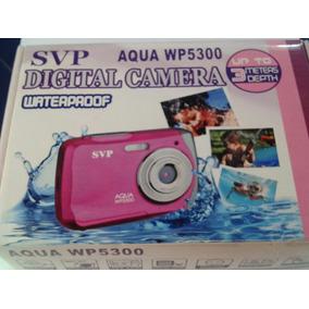 Cámara Digital Sumergible Waterproof