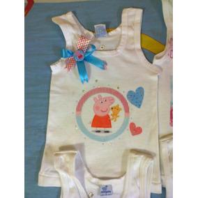 Franelillas Ovejitas Decoradas Para Niñas Y Niños