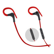 Auricular Bluetooth Fit V6 Netmak In Ear Fit Deportivo