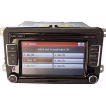 Radio Cd Som Touch Amarok Jetta Fusca Golf Tiguan 5k0035190a