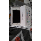 Iphone 5s Branco 32gb Apple 4g Los Touch Ld Desbloqueado