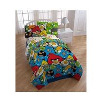 Angry Birds Consolador Doble / Tamaño Completo