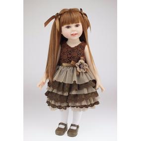 Boneca American Girl Reborn Realista Silicone