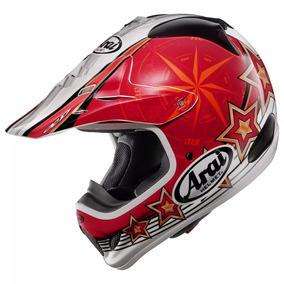 Capacete Arai Vx - Pro 3 - Motocross - Trilhas - Novo