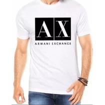Kit 10 Camiseta Masculina Nike Hollister Armani Adidas Tommy