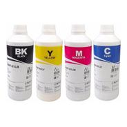 Tinta Pigmentada Inktec Para Epson 4 Refil De 250 Ml