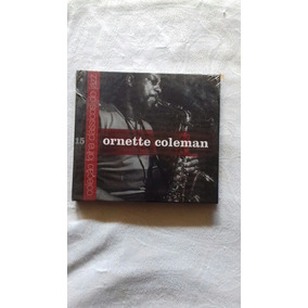 Coleção Folha Clássicos Do Jazz Ornette Coleman Lacrado