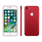 Iphone 7 Red Special Edition Apple 128gb - 4g 4.7 Câm. 12mp