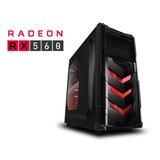 Pc Gamer Intel Core I3 8100 8gb 1tb Radeon Rx 560 4gb