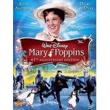 Mary Poppins (julie Andrews-dick Van Dyke) Dvd