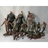 Colección De Figuras De Resident Evil