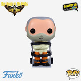 Funko Pop Hannibal Lecter (25) The Silence Of The Lamb