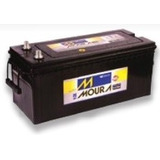 Bateria Moura 12x200 Msa58pd Fiat 319/341 Grupos Electrogeno