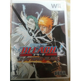 Wii Bleach Shattered Blade