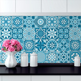 Azulejos Adesivos Pastilha Cozinha Banheiro Exclusivos