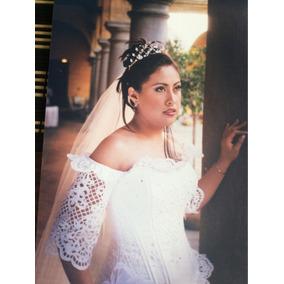 Vestido De Novia Héctor Terrones.
