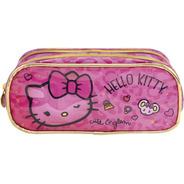 Estojo Duplo Hello Kitty Xeryus - 8825