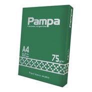 Resma Tempo/pampa A4 75gr  Nacional - Proveedor De Empresas