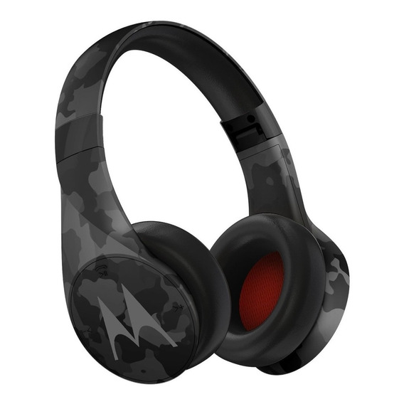 Auriculares Inalámbricos Motorola Pulse Escape+ Black Camo