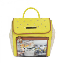 Bolsa Rafitthy Be Forever Office Cat 31.71307 Yellow