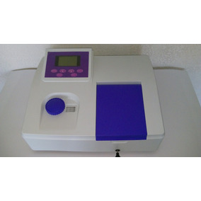 Espectrofotometro Uv-vis, Con Software