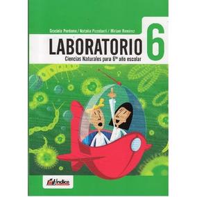 Laboratorio 6 - Ciencias Naturales - Editorial Índice