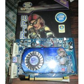 Tarjeta Video Ati Radeon Sapphire Hd2600 Pro 512 Ddr2 Pcie