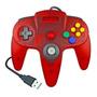 Rojo (N64-2usb-rojo)