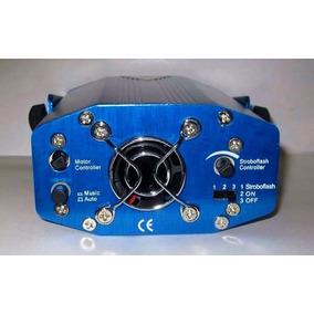 Audioritmico Mini Laser - Efecto Lluvia Estrellas Verde Rojo