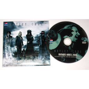 Motley Crue Buenos Aires 2008 Dvd