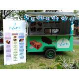 Alquilo Food Truck Equipado Para Helados