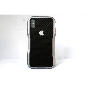 Bumper Case De Aluminio Venom Armor Para Apple Iphone X