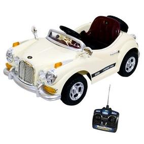 Mini Rolls Royce 6v Carro Elétrico C. Remoto Bel Fix 914700