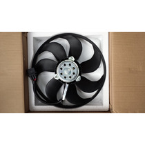 Ventoinha Grande Radiador Ar Condicionado Audi A3 Golf Turbo