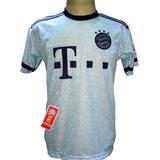 57b764fa66 Camisa Do Bayern Azul E Vermelha no Mercado Livre Brasil