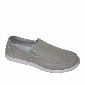 Crocs Santa Cruz Clean Cut Moke Light Grey Adultos