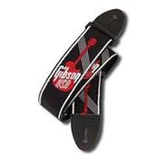 Correa Gibson Asgg-700 Negra Logo Cuotas