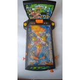 Juego De Pinball Electrónico Power Rangers Wild Force 2002