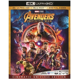 4k Blu-ray : Avengers: Infinity War (with Blu-ray, 4k Ma...