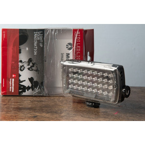 Luz Led Manfrotto Para Video Ml360