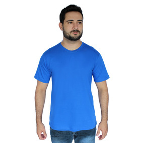 Camiseta Plus Size Gola Careca Grande Extra Big Zambelê