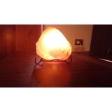 Lámpara De Sal Artesanal