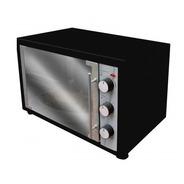 Horno Electrico Lumer 48 Lts Negro - Bajo Consumo - 2000 W