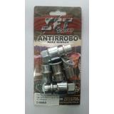 Antirrobo Chery Tiggo X 5 Tuercas (4 Ruedas Y 1 Auxilio)
